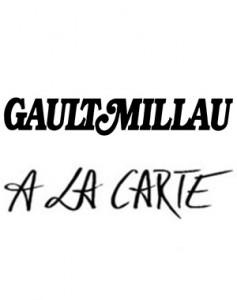 Rating Gault Millau, A la Carte