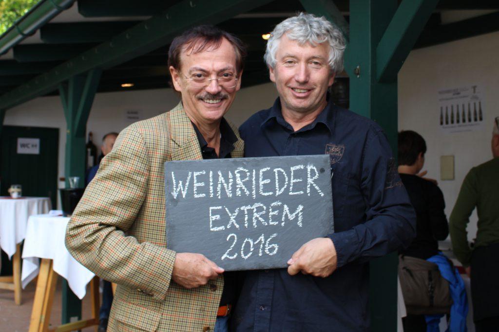 Friedrich Rieder mit KR Josef Bitzinger